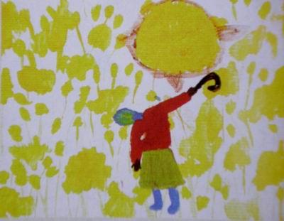 幼儿园绘画边框中国风